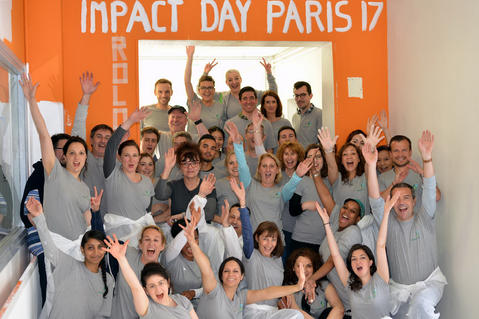 Impact Day Prologis France 2017