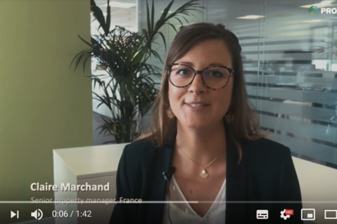 Claire Marchand Talks About Inclusion & Diversity at Prologis